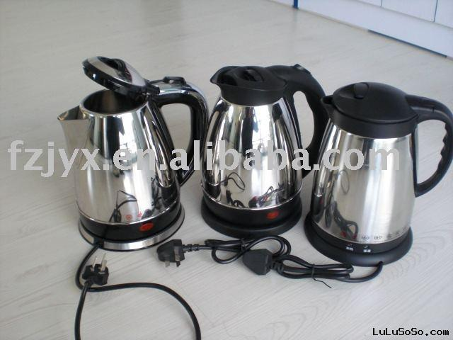 electric valve water kettle