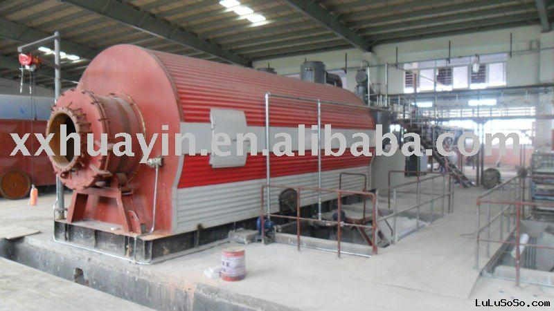 Mobile tire recycling equipment mobile tire recycling for Tractor tire recycling