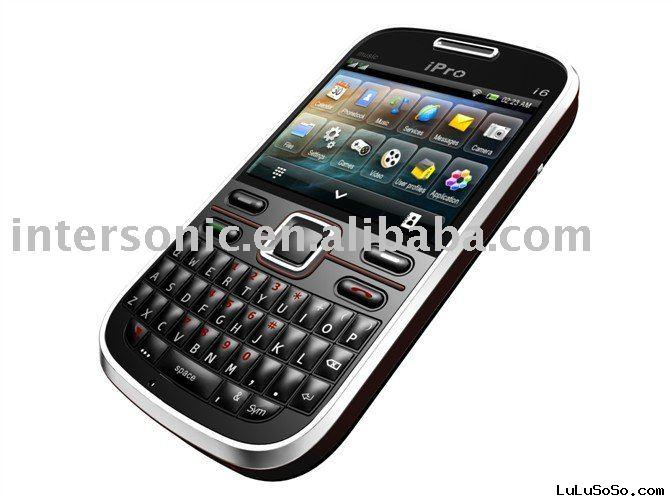 2010 hot selling I6 black cherry mobile,JAVA,MSN,FACEBOOK,YAHOO