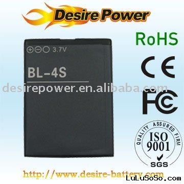 Cell Phone Battery For NOKIA BL-4S