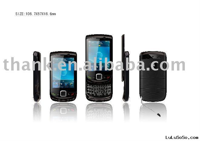 Dual SIM card M9800 TV window phone