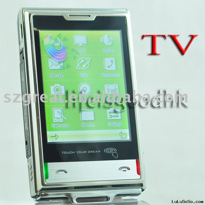 GSM TOUCH SCREEN CECT CELL PHONE C1000