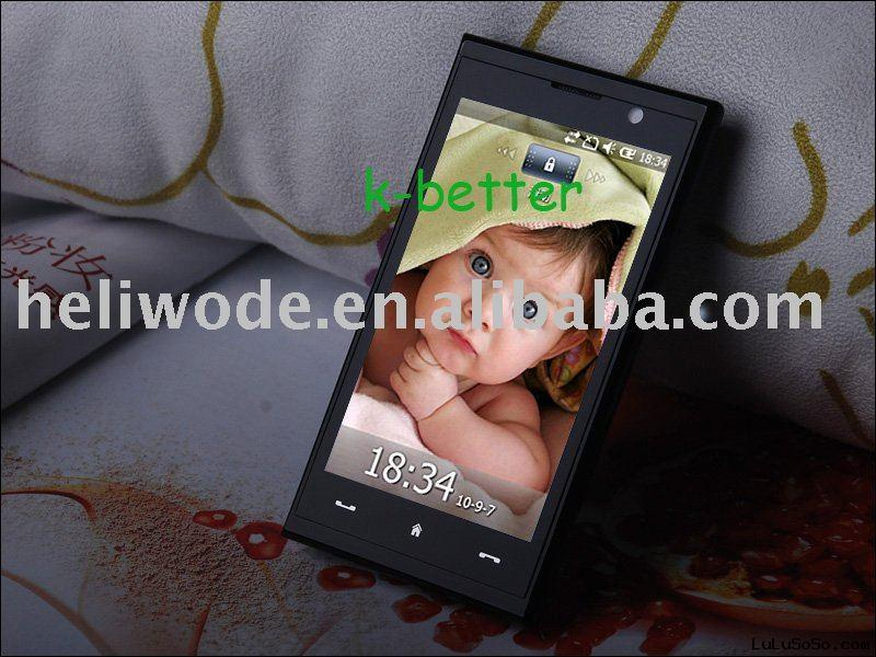 "Yota MAX 4G Smart Phone Wifi Windows Mobile 6.5 GPS Navigation 3.8"" Inch 800MHz CPU Cell Phone"