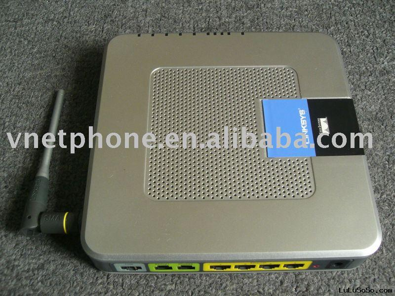 Linksys ADSL Gateway WAG54GP2,Wireless Router With Modem and VPN
