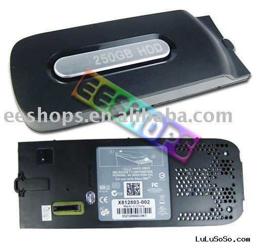 New 250GB HDD Hard Drive for Xbox 360