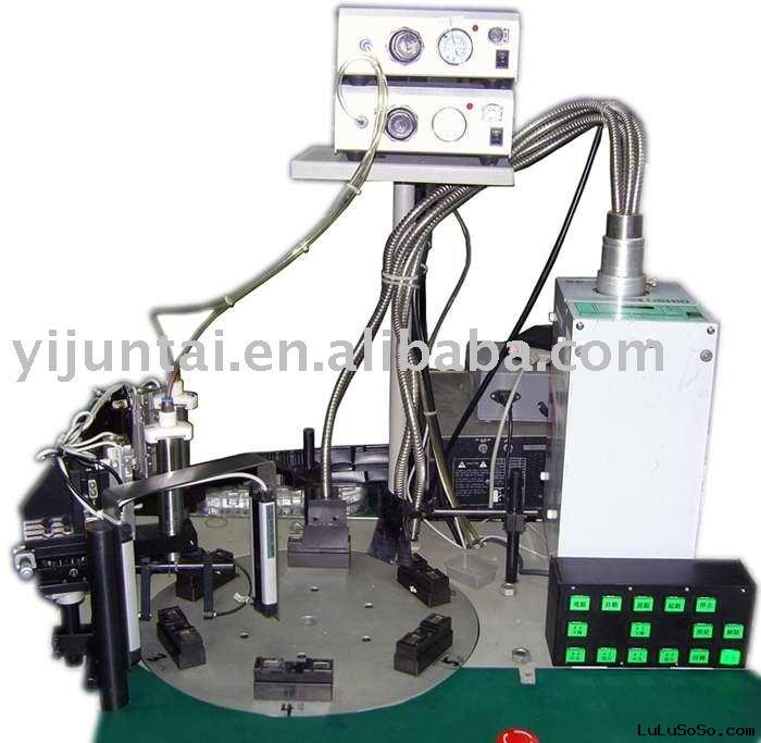 cutter and dispenser/DVD automatic machine/optical equipment