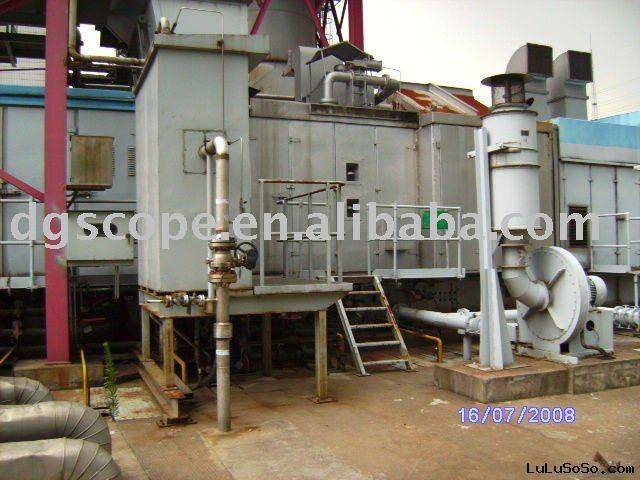 used gas turbine generator