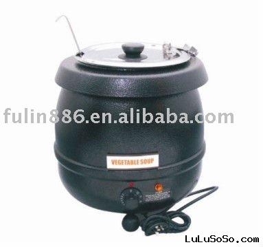FLST-1 Electric soup warmer/soup chafing dish/soup pot