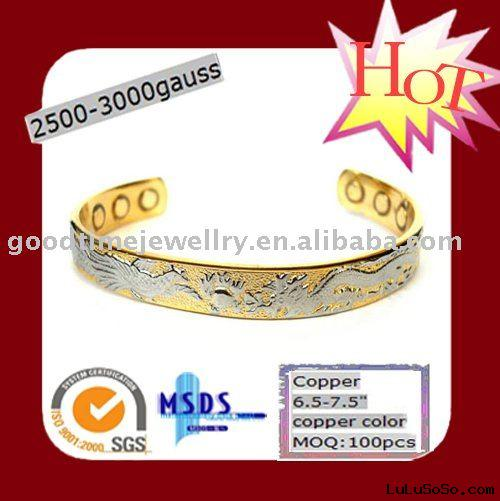 JSCOPTISTORE: WHOLESALE COPPER MAGNETIC BANGLES