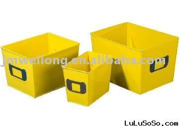 metal storage bin - Metal Storage Bins