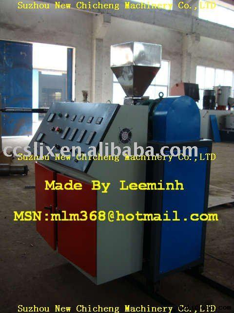 PVC Single Screw Extruders