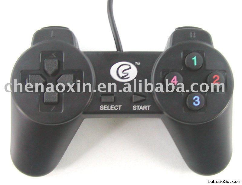 USB Computer Video Game Controller GamePad Joystick  / usb  controller