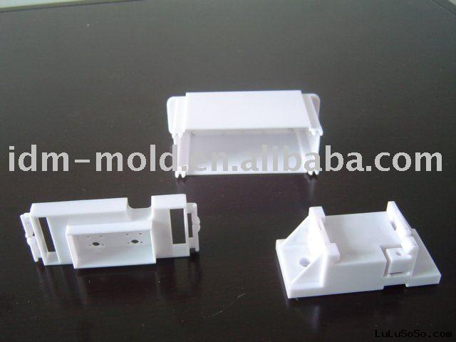 small plastic electronic components