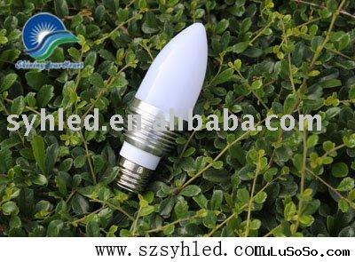 3W power electric bulb