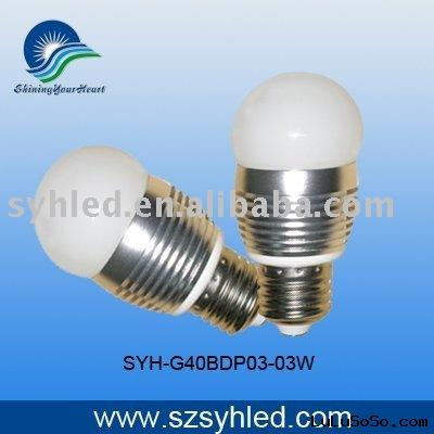 3w electrical/lighting bulb