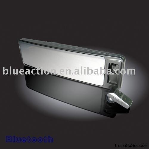 BlueAction Bluetooth 2 in 1 Mirror Handsfree Speakerphone --BEST SELLER