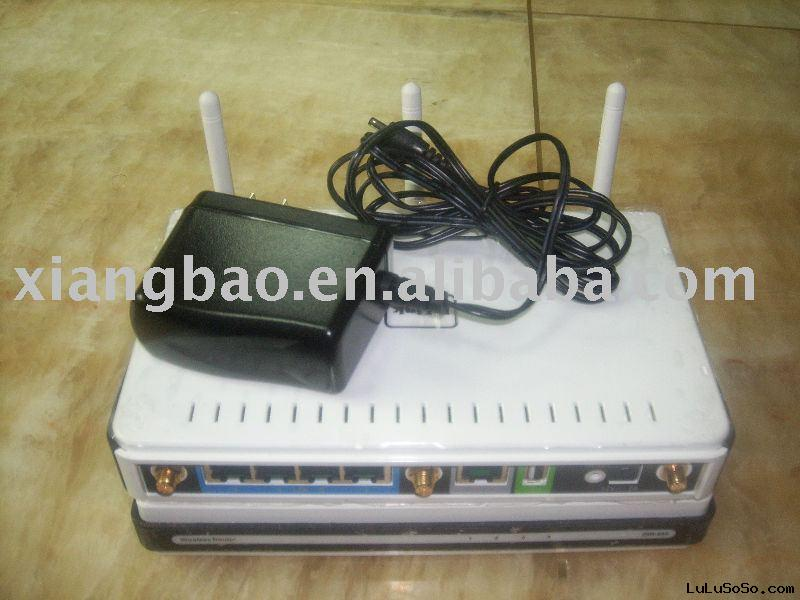 D-link DIR-655 Xtreme N Gigabit Router used one in stock with lowest price
