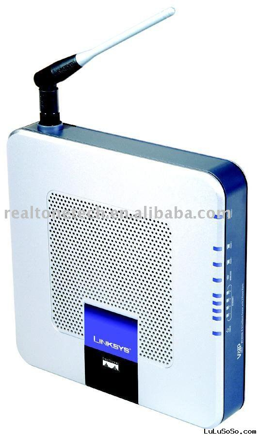 Linksys WRTP54G Wireless Router ATA