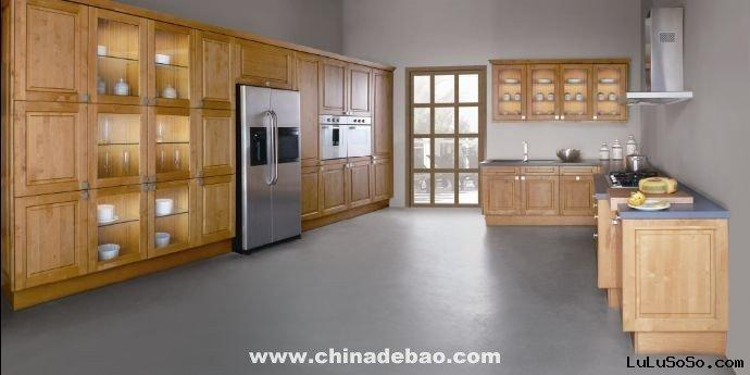 RTA Wood Kitchen Cabinet