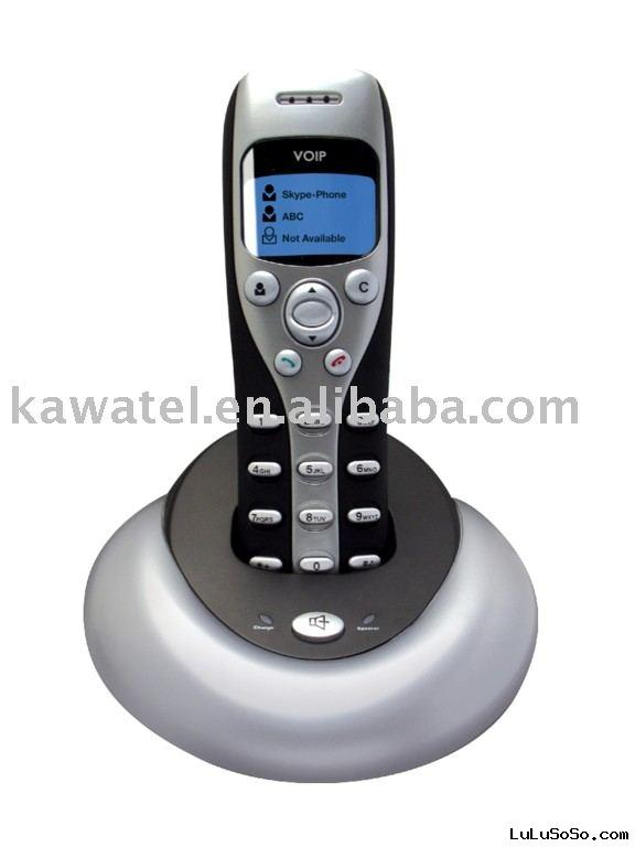 Description : 1) Wireless 2-in-1 VoIP+PSTN, up to 50 meters 2) Support Skype ...
