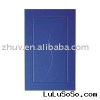 Acrylic Sheet Faced MDF Board for Kitchen Cabinet Door Manufacturer