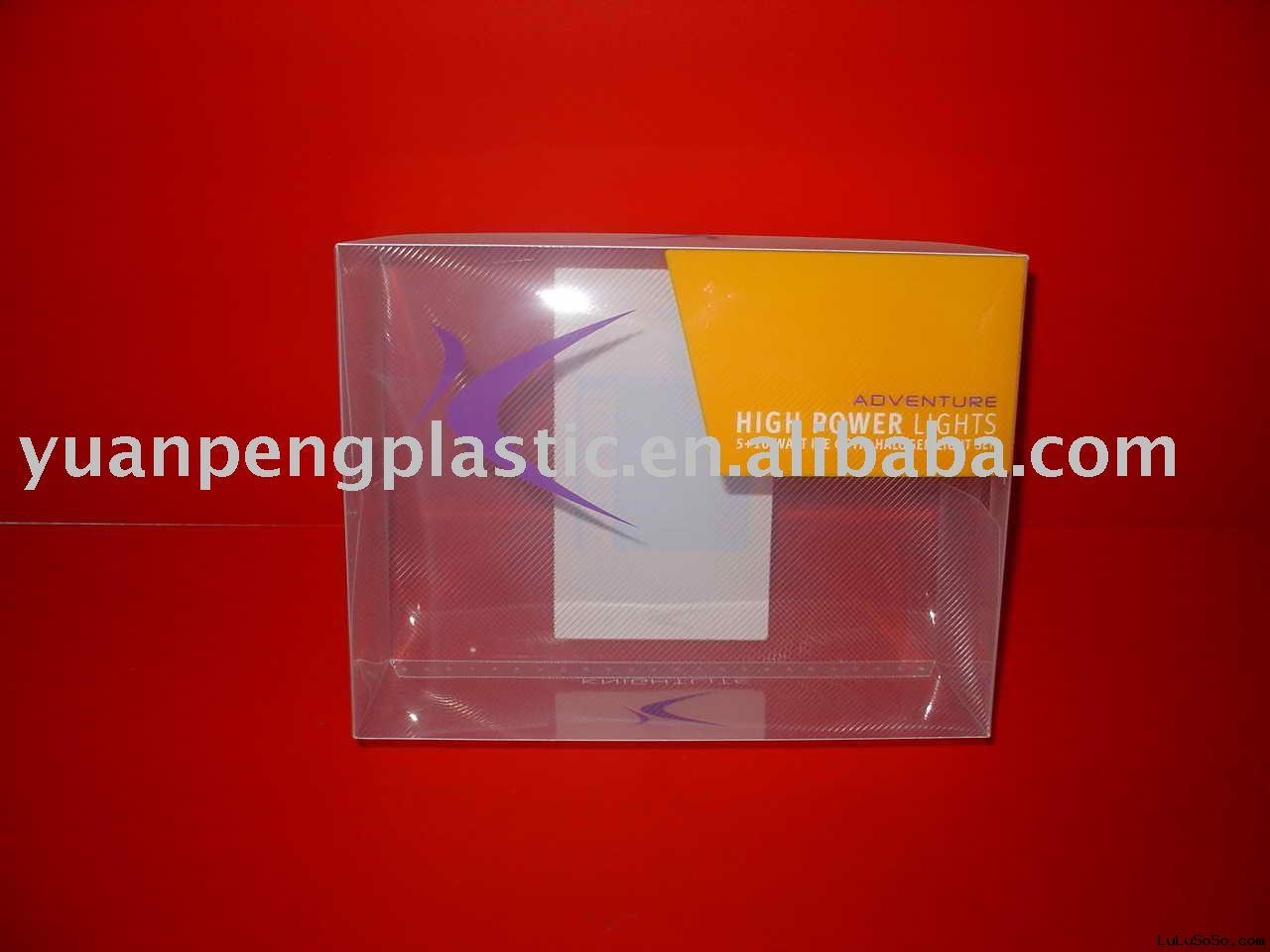 PP box with printing