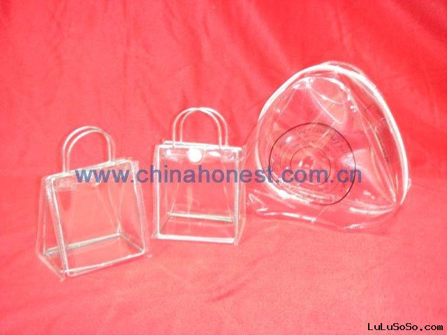 Plastic Box with handles