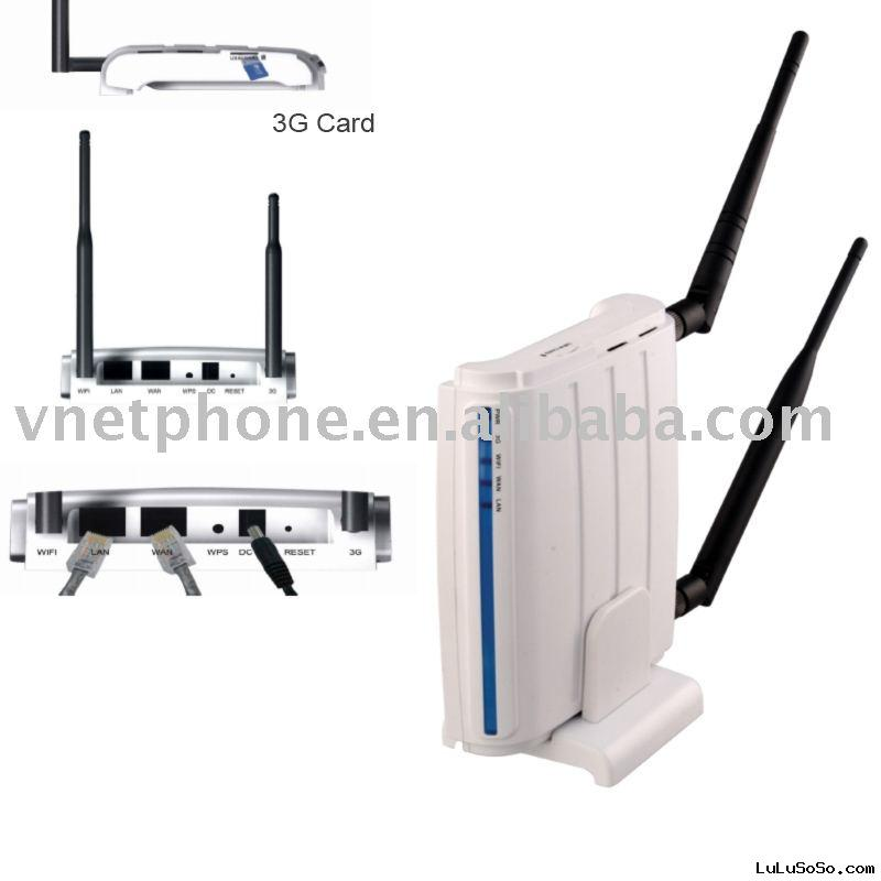 Voip gateway 3G Router   Sim wireless 3G router   HSUPA 3G Router