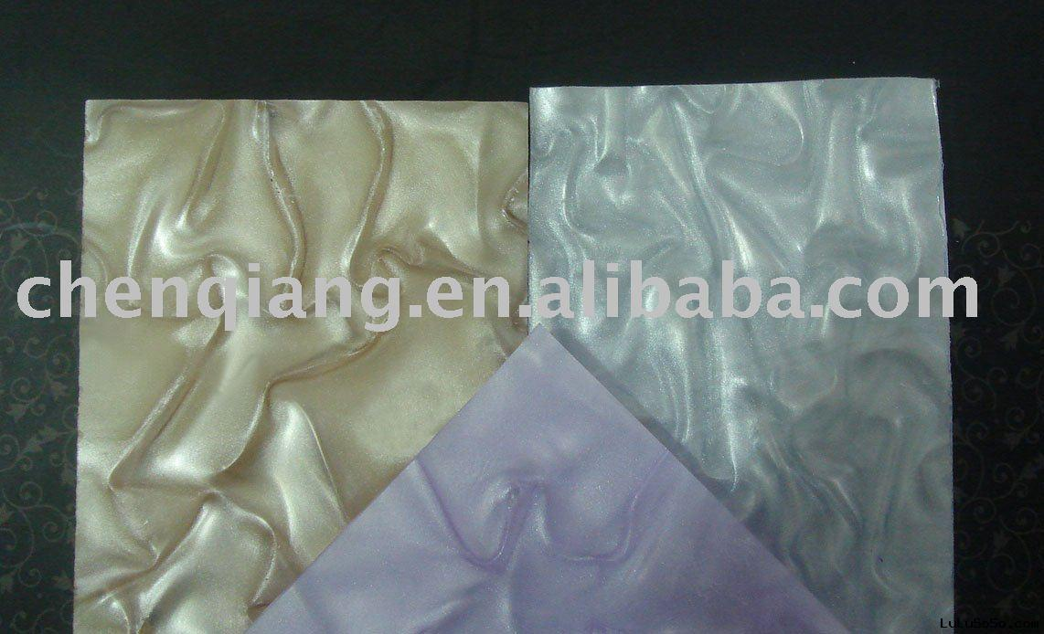 color acrylic sheet;pmma board;cast acrylic sheet--patterned pearl acrylic sheet