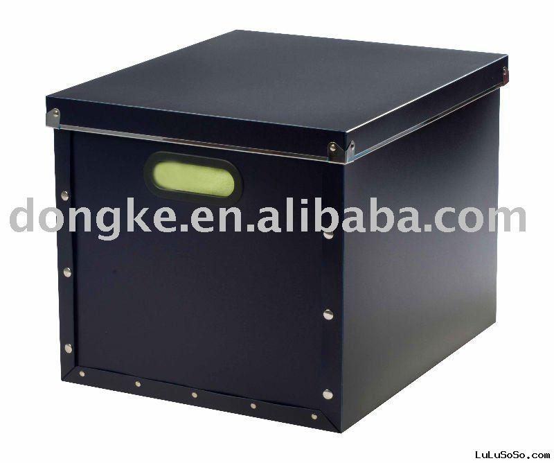 Outdoor plastic storage containers