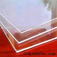 recycled acrylic sheets