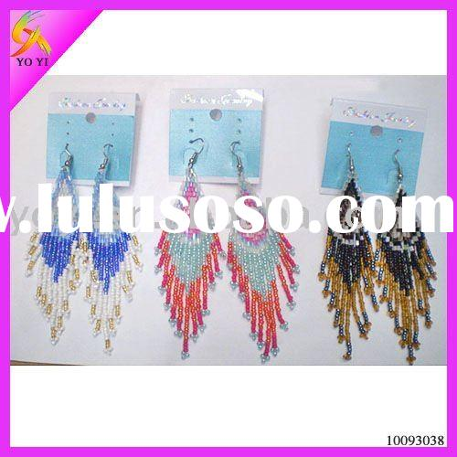 2011 FASHION INDIAN EARRING DESIGNS