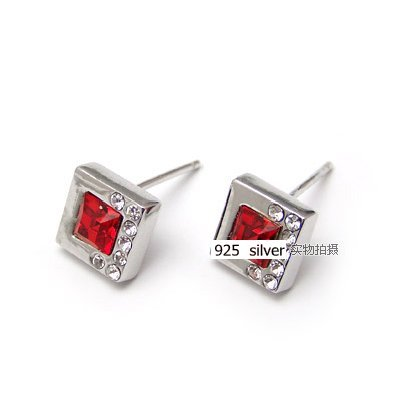 925 earrings(silver)