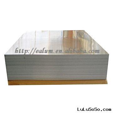 Anodized aluminum sheet