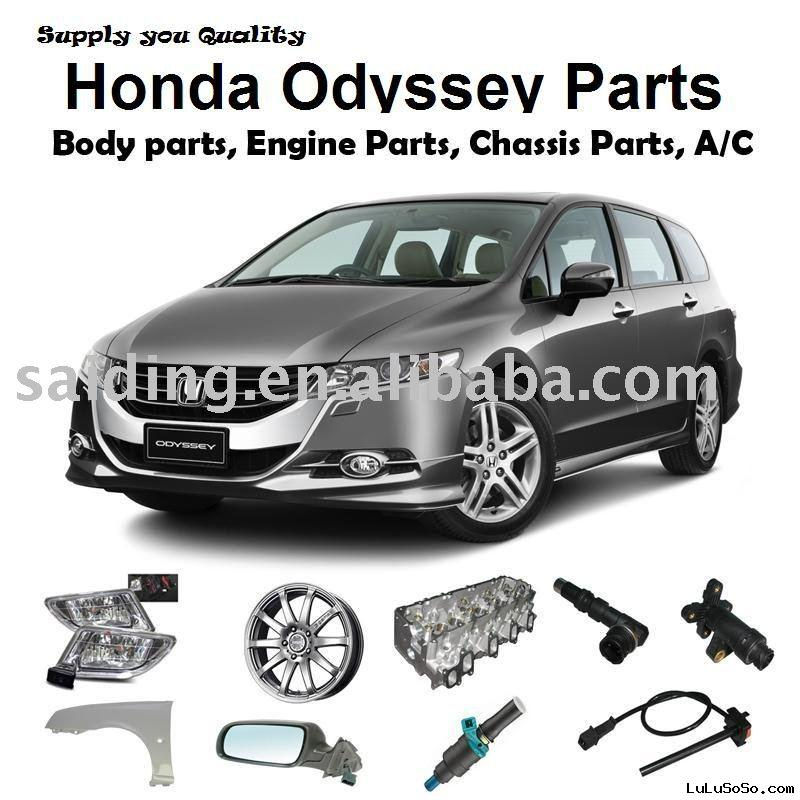 Auto parts for Honda Odyssey