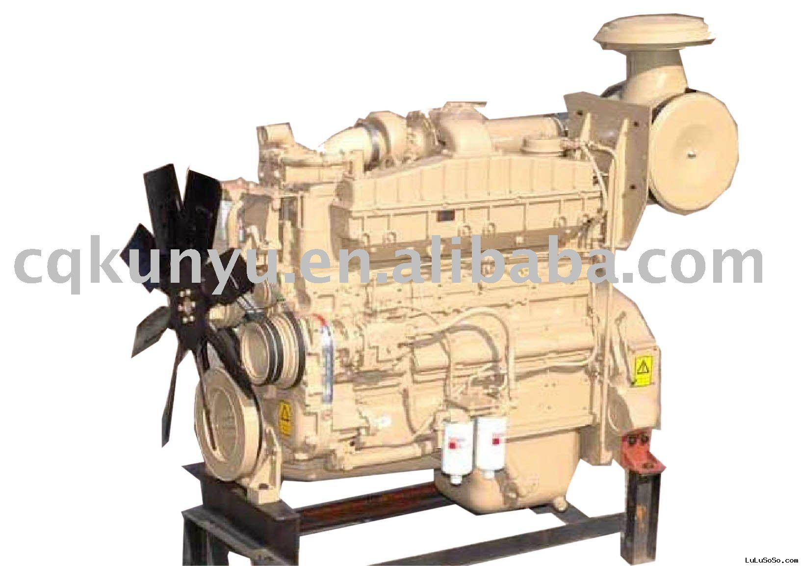 Cummins diesel engine generator