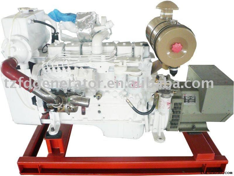 Cummins marine diesel engine CCS approved, 1500/1800 rpm