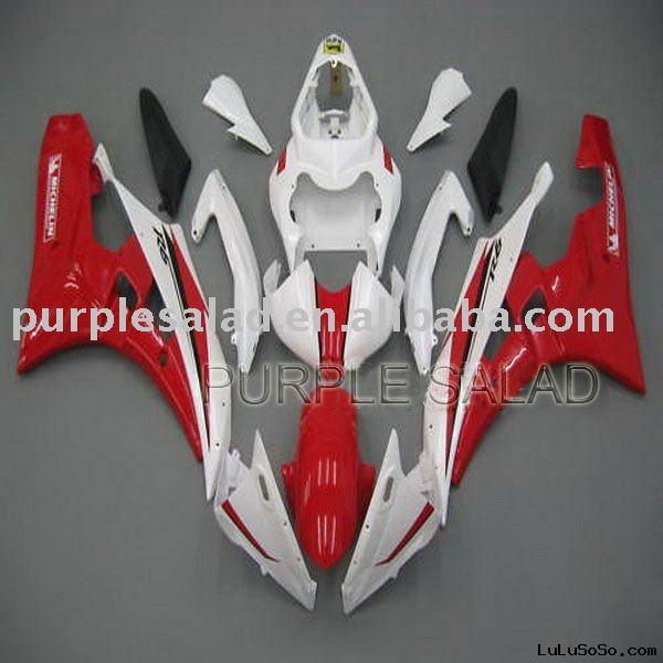 For Yamaha YZF-R6 06 07 Motorcycle Body Work