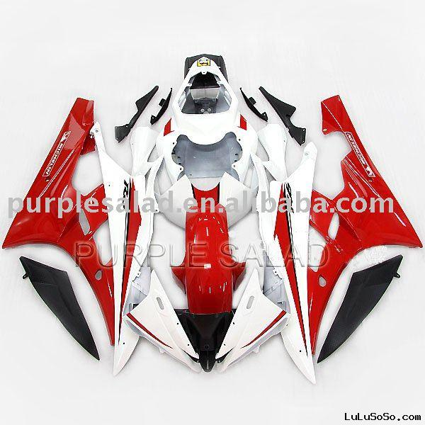 For Yamaha YZF-R6 98-02 ABS Motorcycle Racing Fairing