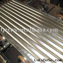 Galvanized roofing steel sheets