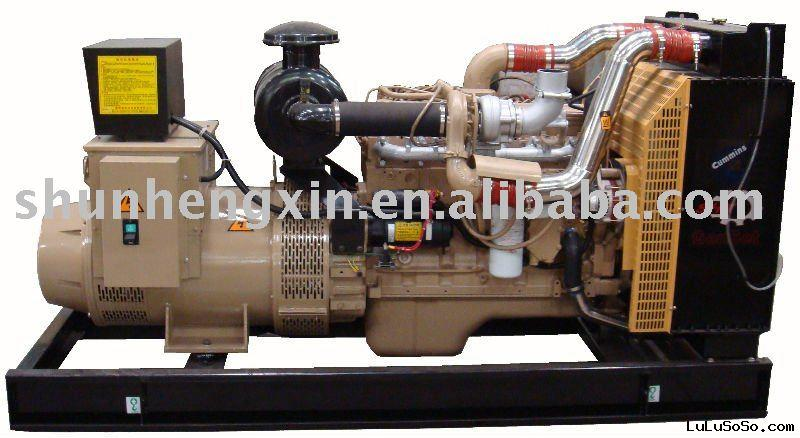 Super Generator with Cummins engine