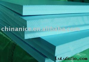 XPS sheet, foam plastics xps, extruded polystyrene board, XPS board,