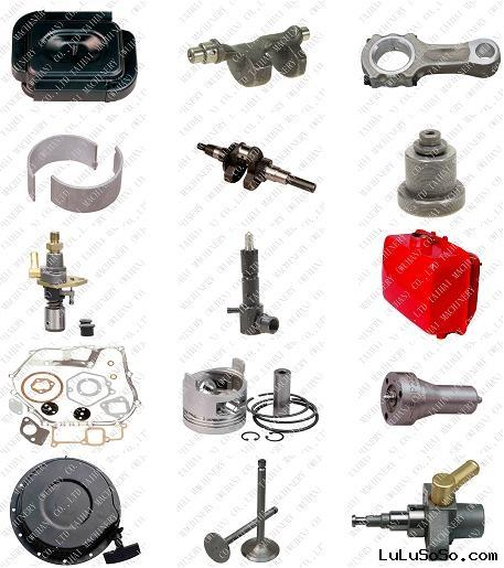 Yanmar 186F( Engine Spare Parts)