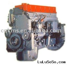 car engine M11-C290 of Bus