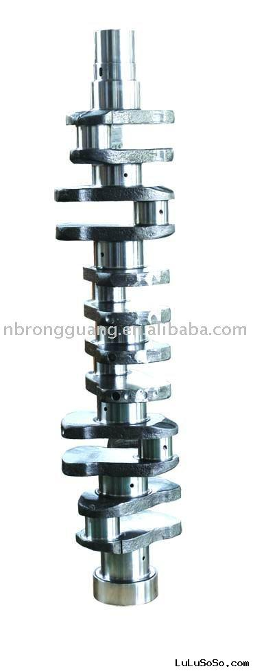 cummins engine part crankshaft