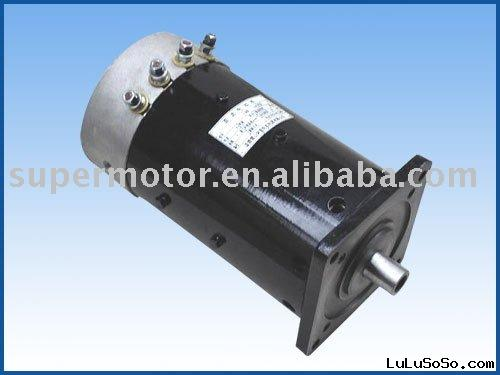 electric car dc motor
