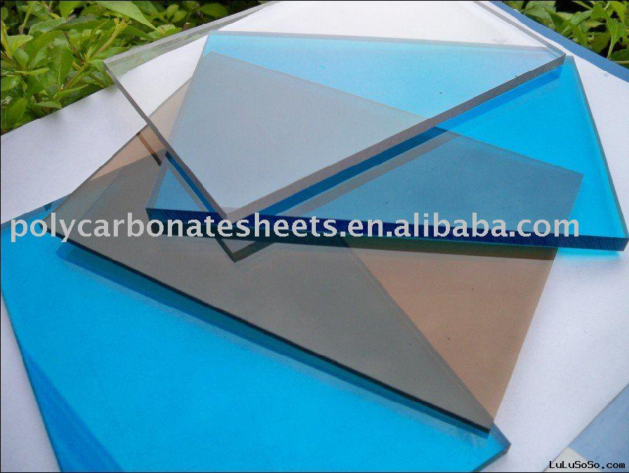 solid polycarbonate roofing sheets
