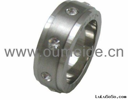 Function Itemger2849Namespecial wedding black titnaium ring with