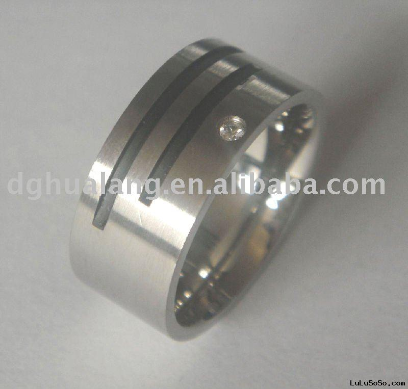 titanium wedding rings band