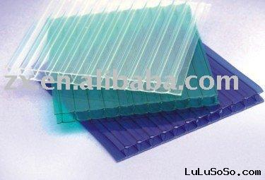 twinwall polycarbonate roofing sheets
